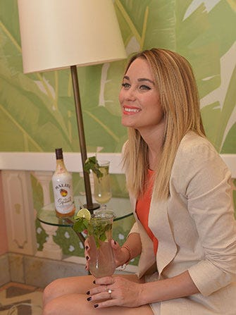Lauren Conrad Teaches Us How To Cure A Hangover