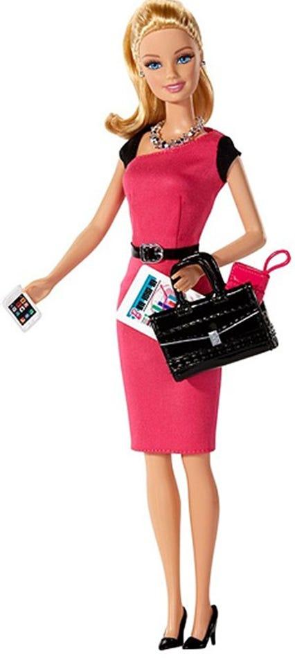barbie career history