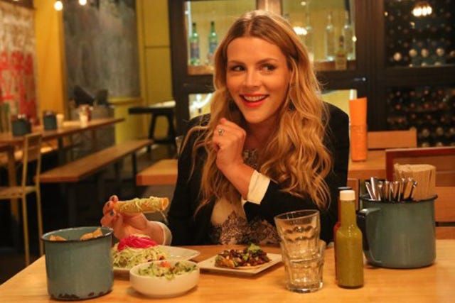 Busy Philipps Talks Her Fave Coast-To-Coast Eats