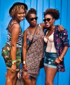 Spotted: 9 Of The Coolest Looks At Last Weekend's Trillectro Fest