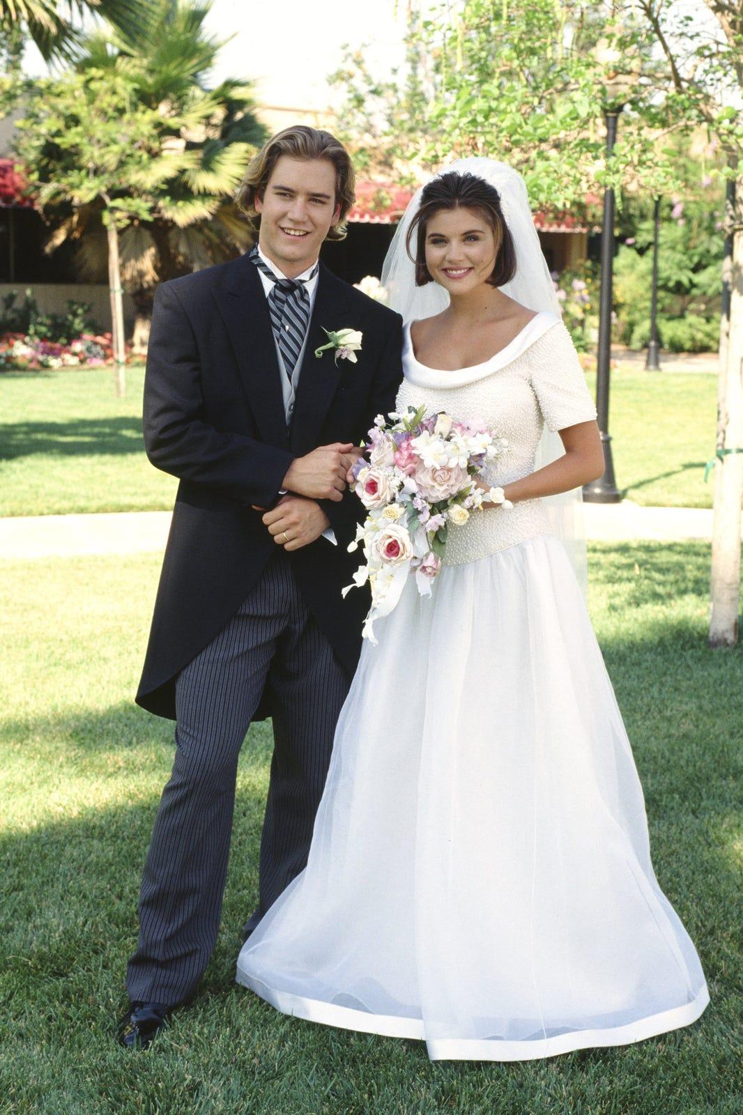 wedding dress history trends