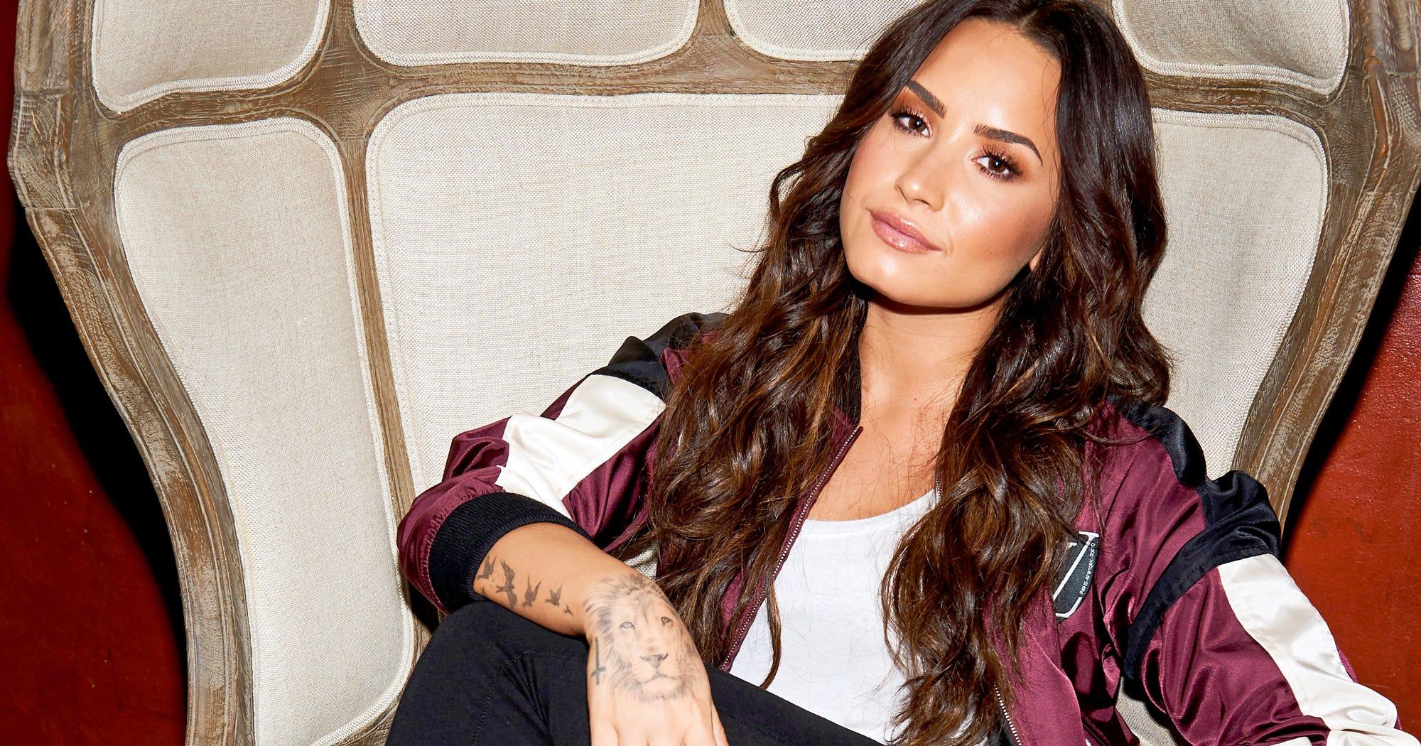 Image Demi Lovato Album Title Release Date Instagram