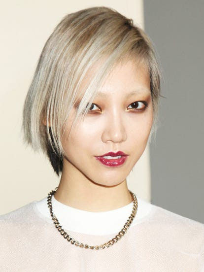 Soo Joo Park paginaged haircut