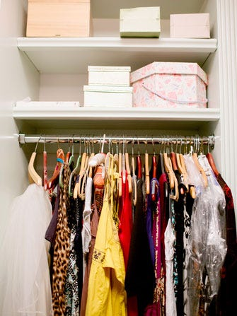 Bra Storage Closet Organizing Tips