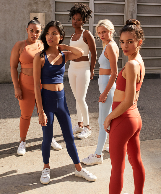 Girlfriend Collective New Leggings Bras Styles Launch