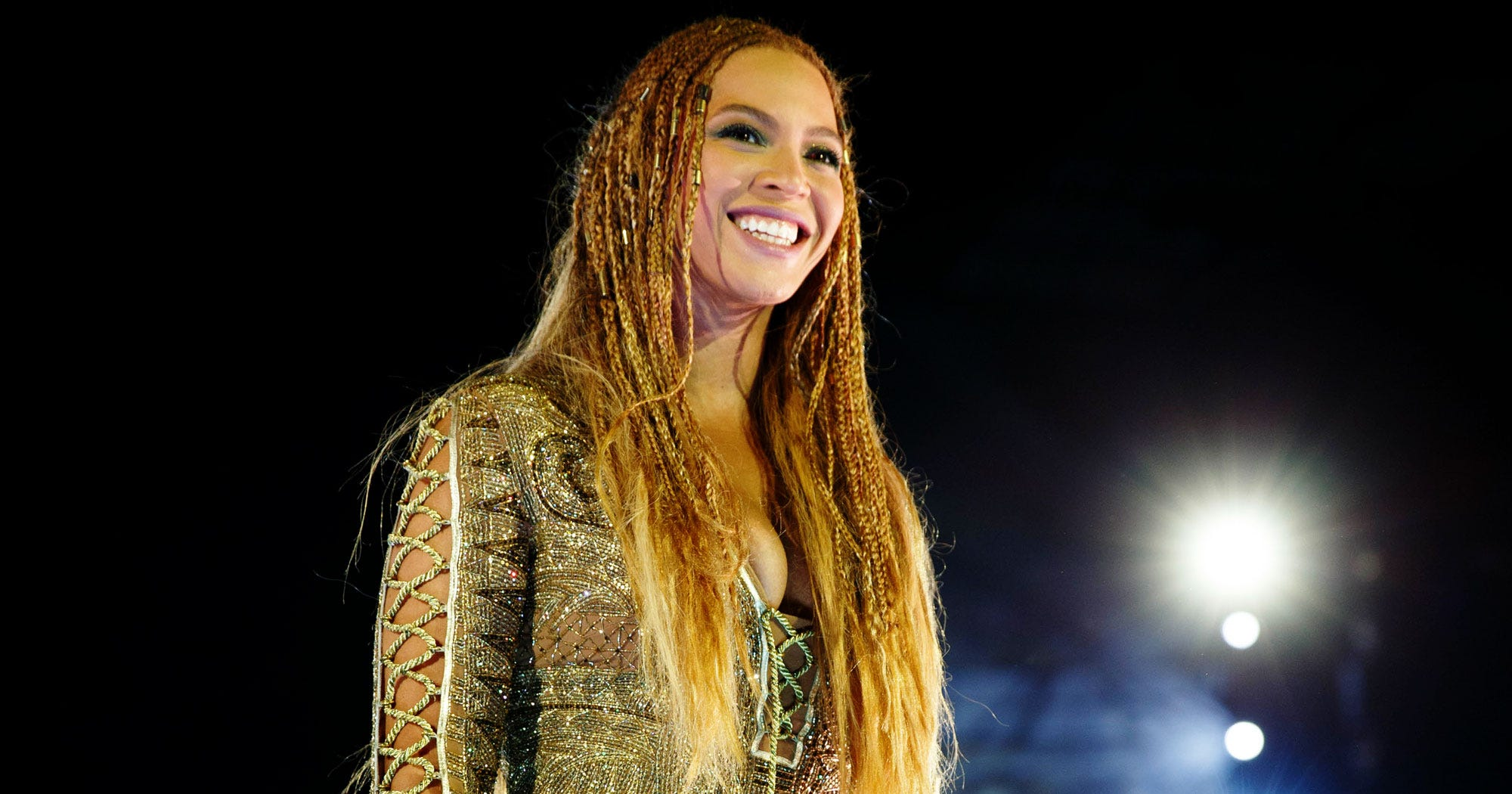 Beyonce Formation Tour Hairstyles - Neal Farinah
