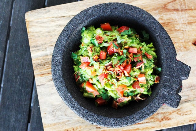National Guacamole Day Recipes