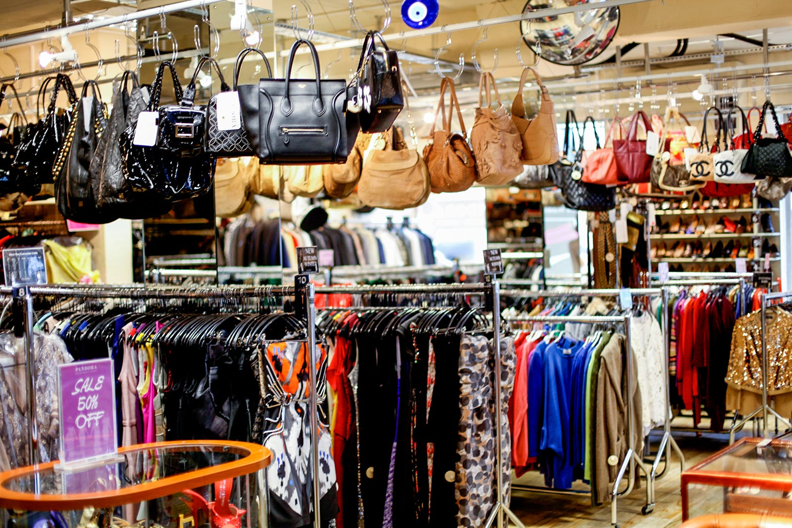 London designer consignment stories handbags shoes for High end consignment shops
