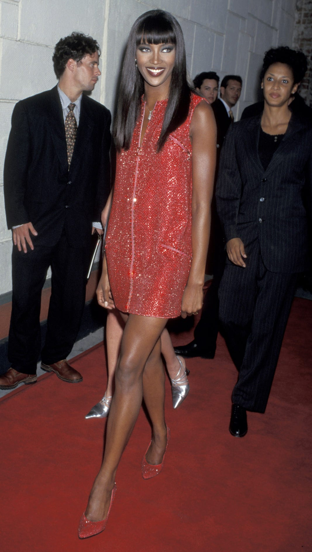 Naomi Campbell Greatest Fashion Looks 90s