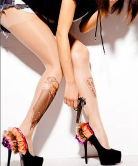 karl-lagerfeld-tattoo-tights