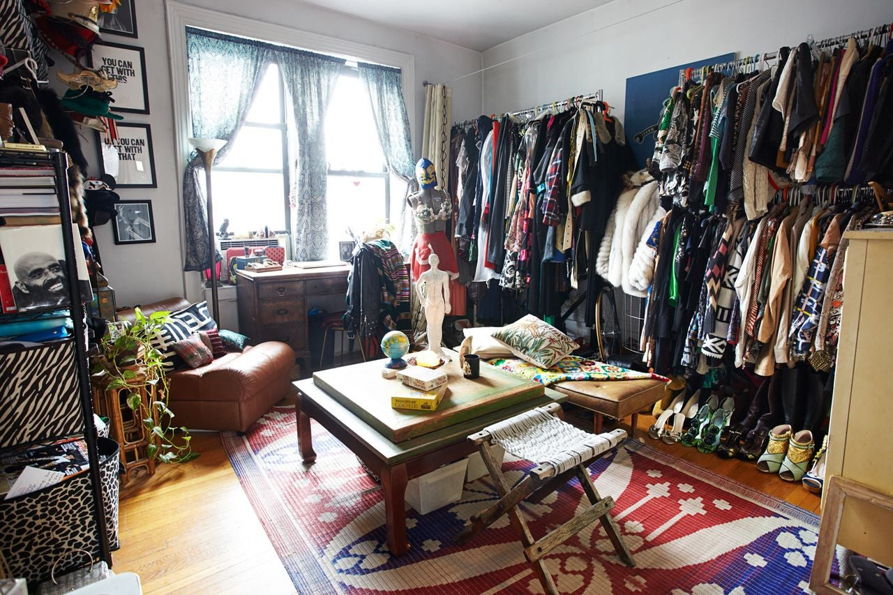 Clothing Hoarders Huge Luxury Clothes Collections