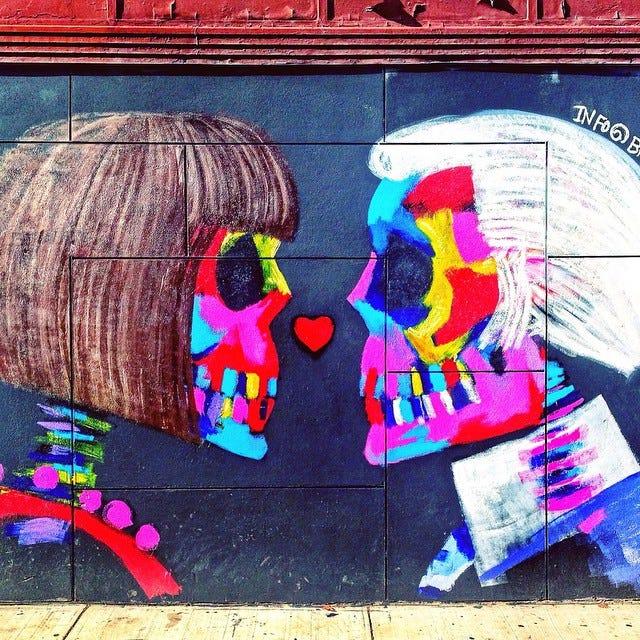 Berlin's Top 5 Graffiti and Street Art Murals | artnet News