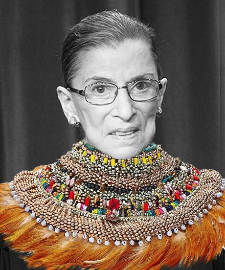 ruth bader ginsburg biography  accomplishments