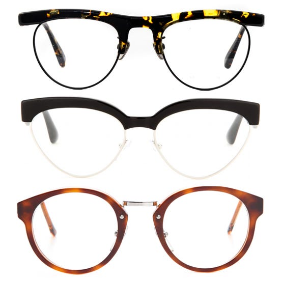 Asian Fit Glasses- Eyeglasses With Nose Pads