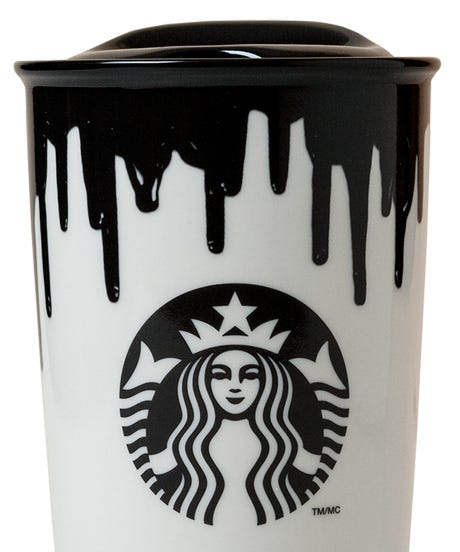 band of outsiders starbucks cup designer collaboration