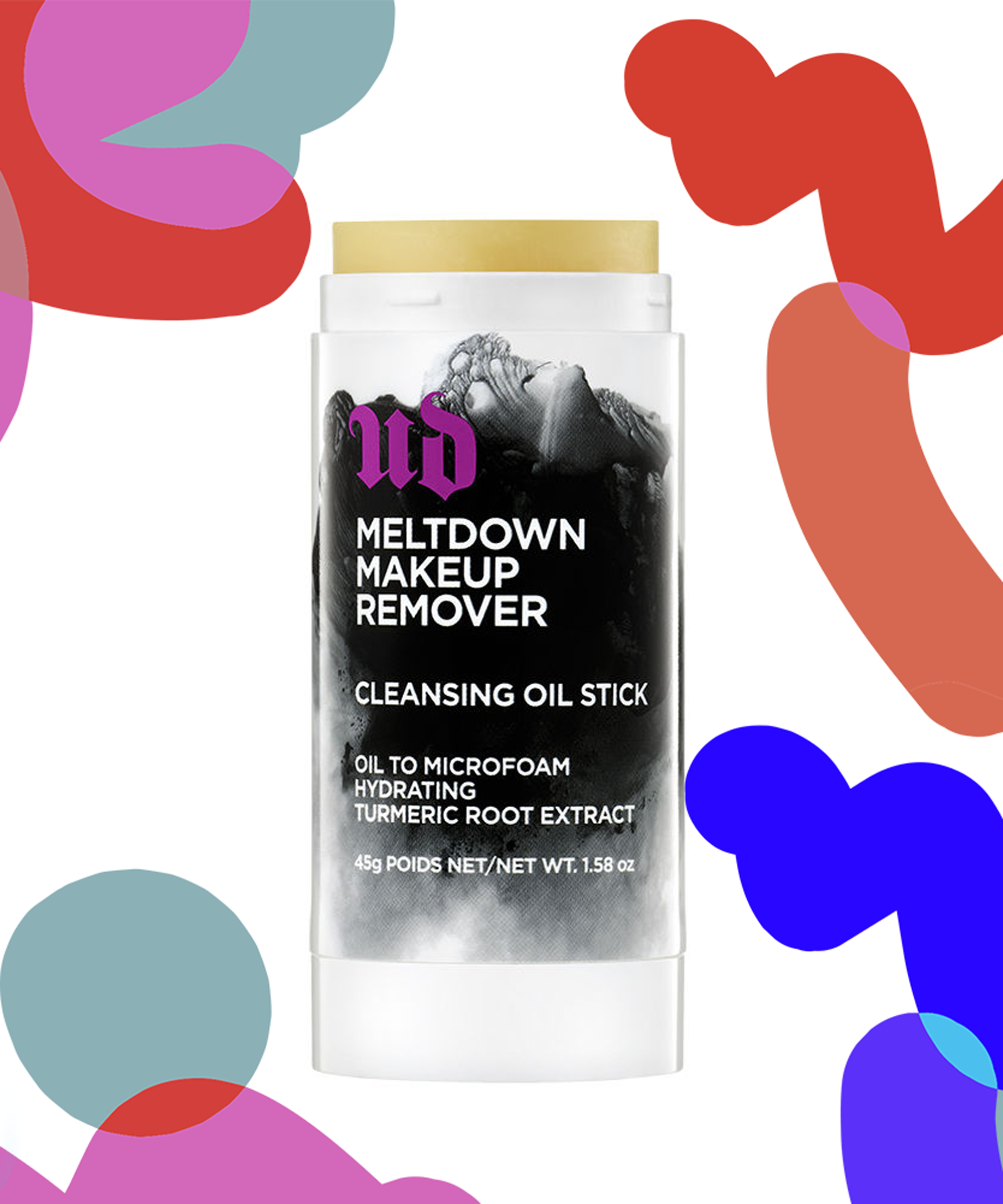 Urban decay eye makeup remover