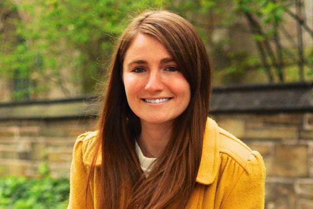 Marina Keegan: A Tragedy Between The Lines