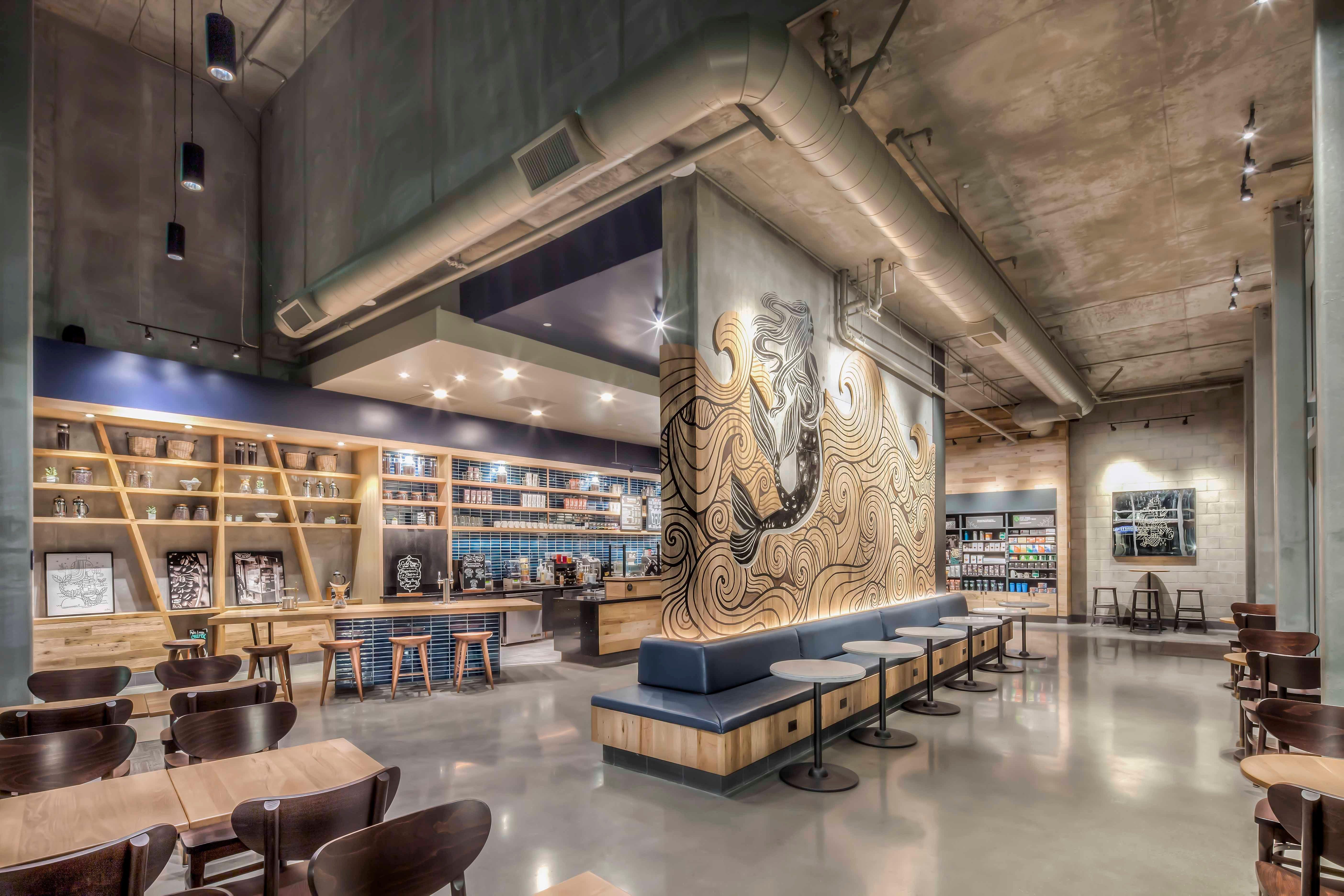 Coolest Starbucks Locations Around The World