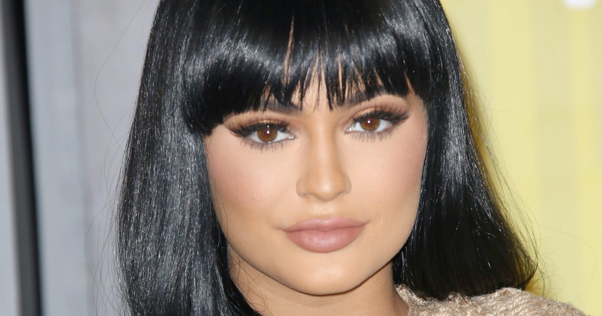 Kylie Jenner Long Bob New Haircut