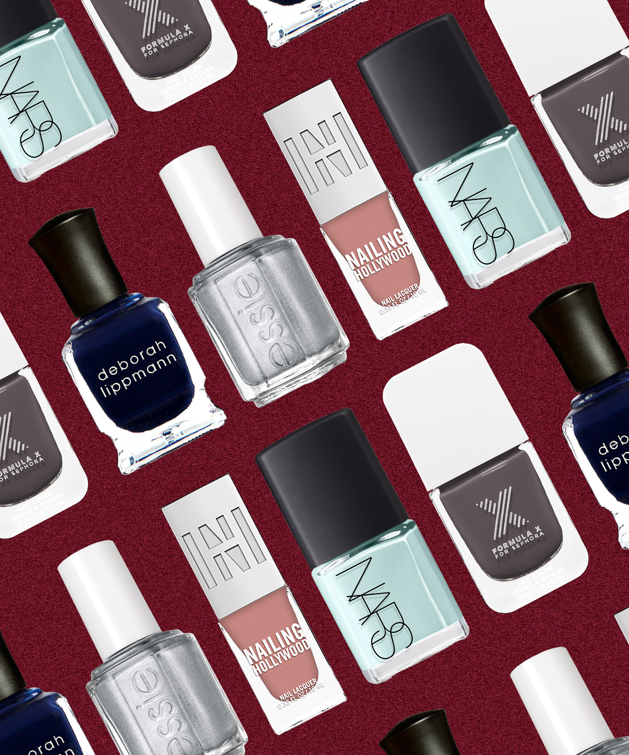Winter Nail Polish Colors: Best Nail Polishes
