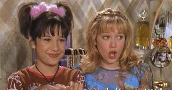 Lizzie McGuire That's So Raven Even Stevens Throwback
