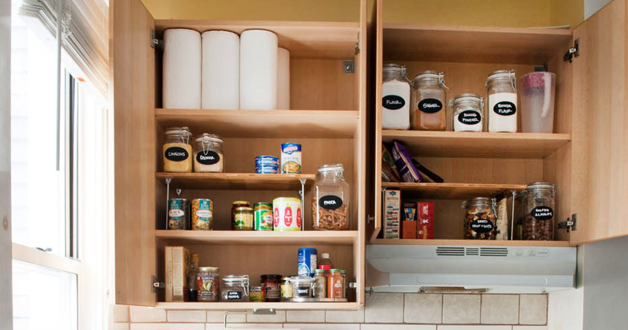Cheap Kitchen Pantry Essentials Budget Grocery List