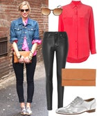 The Perfect Outfit: A Casual Weekend Look That'll Last Through Fall