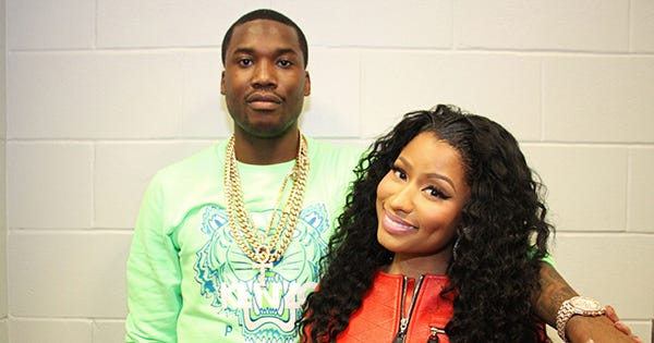 Nicki Minaj Pregnant Calls Meek Mill Baby Father