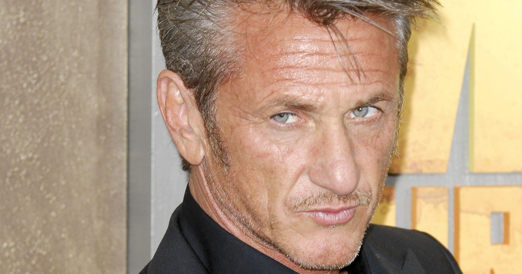 Sean Penn Interviewed ...