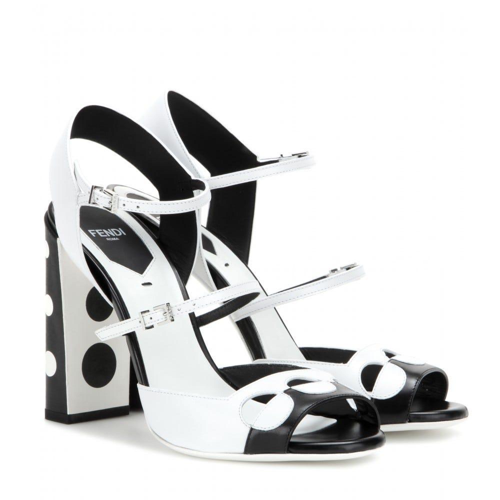 unique high heels best summer shoes