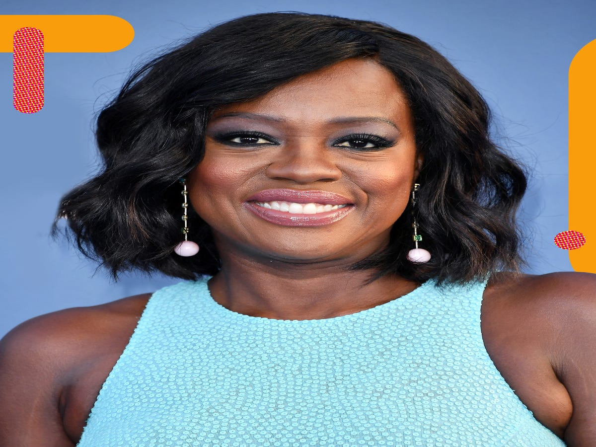 Don t Sleep On Viola Davis  Award-Worthy Beauty Looks