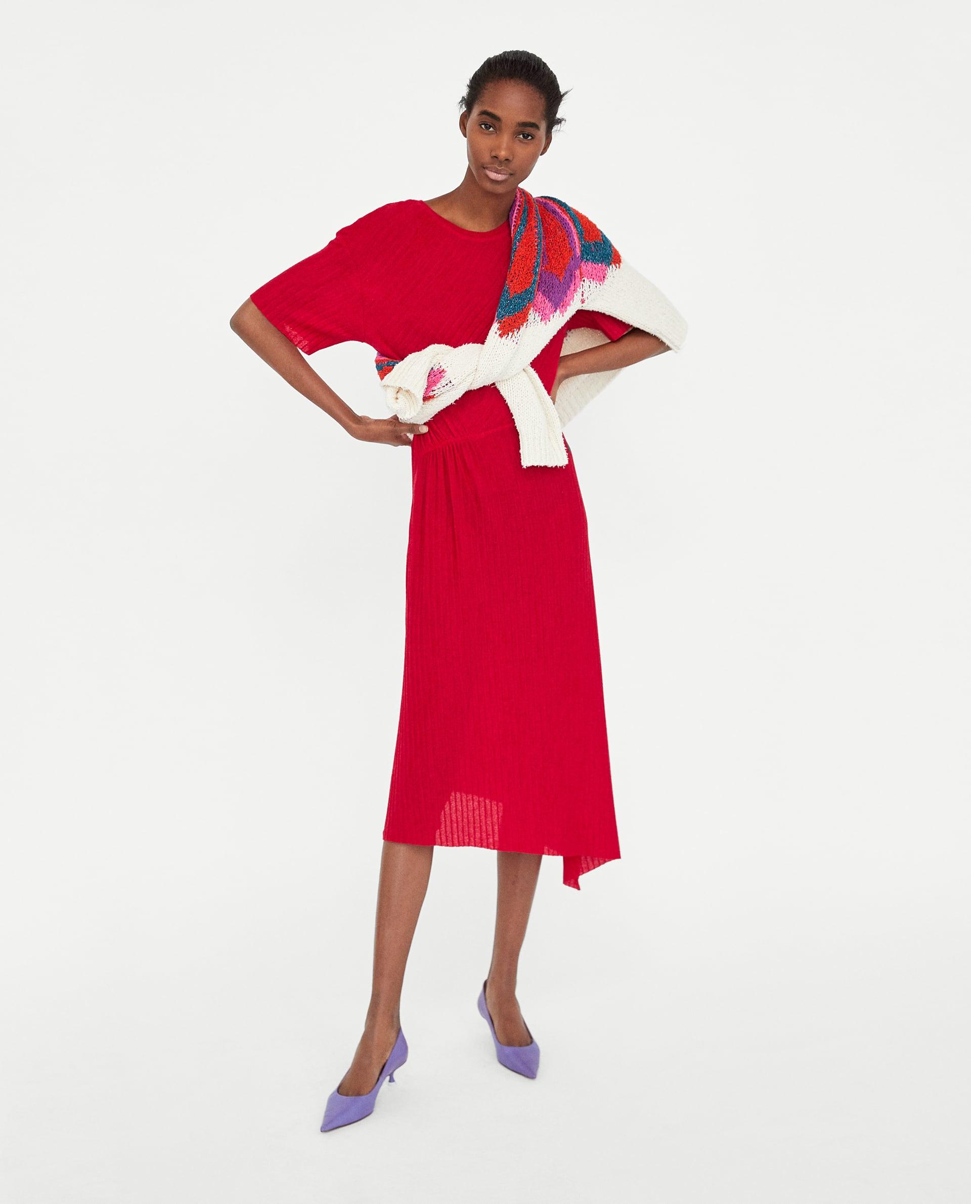 b328410f502 Zara Midi Dress Trend Dresses For Women