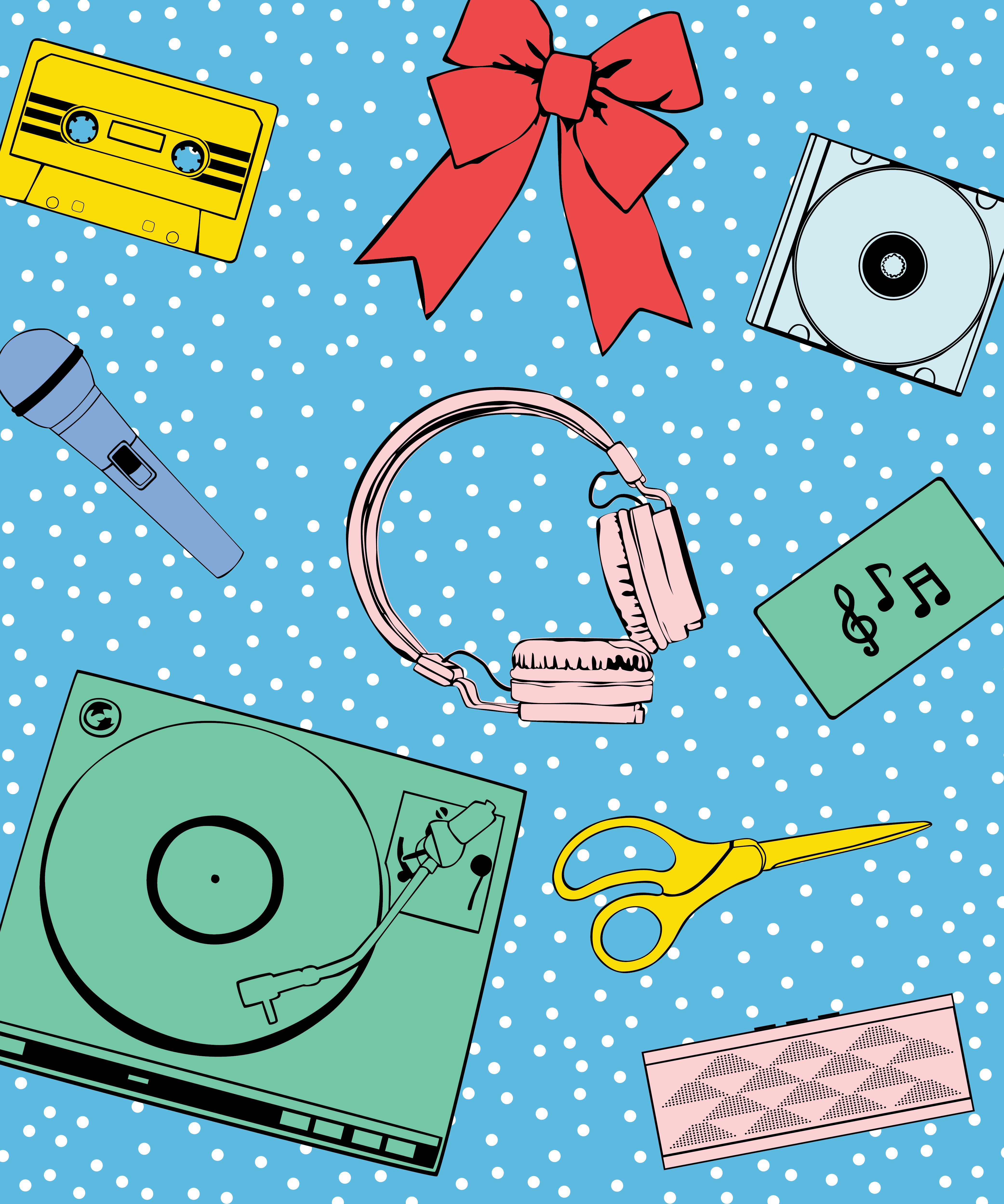 These Are The Gifts You Should Buy Music Lovers In Your Life