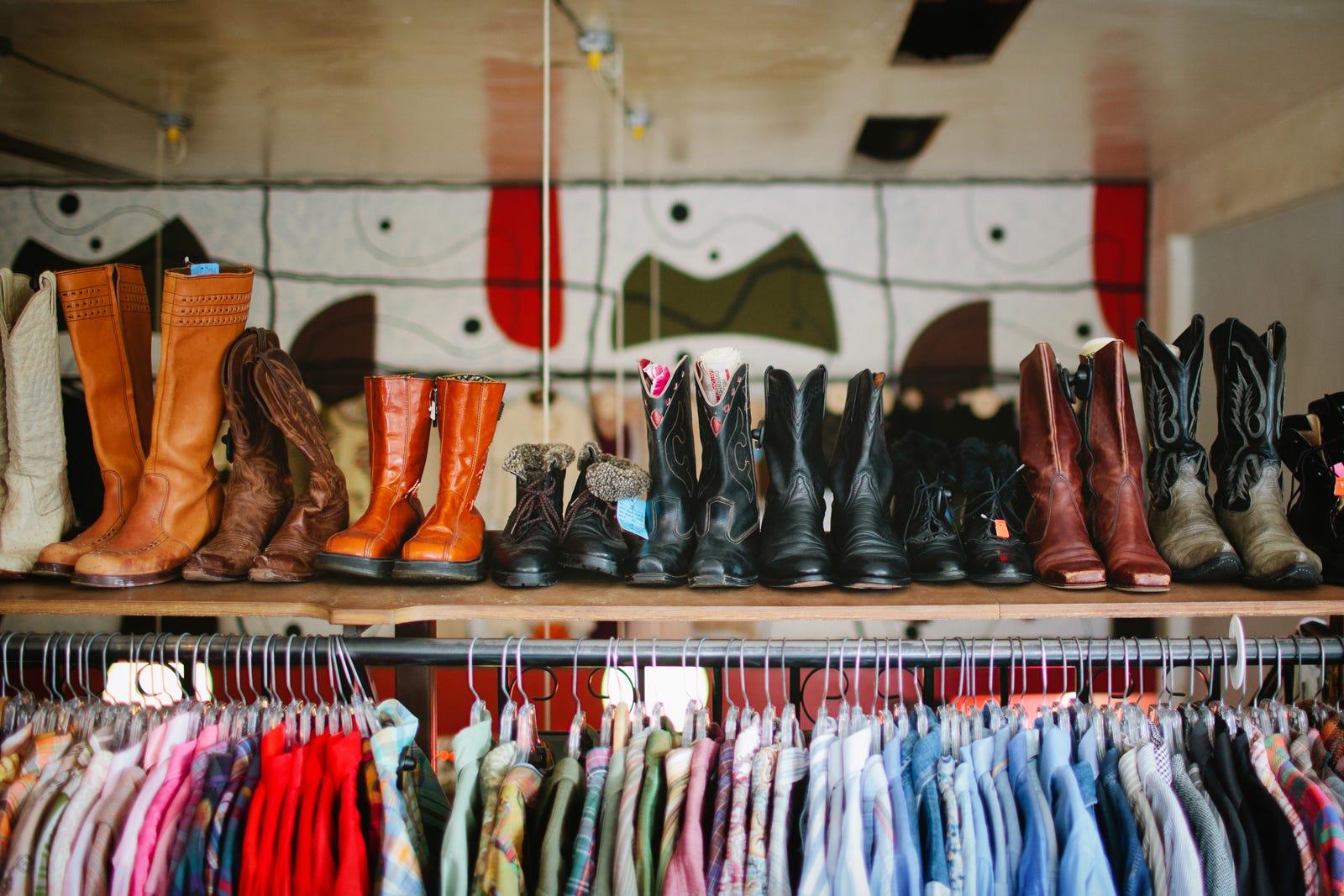 Best Thrift Stores - Cool Vintage Shops