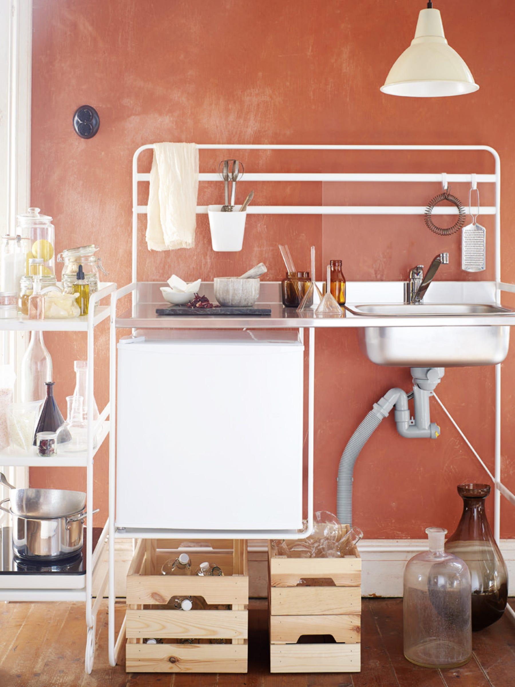 Ikea Küchenfront ikea sunnersta mini kitchen