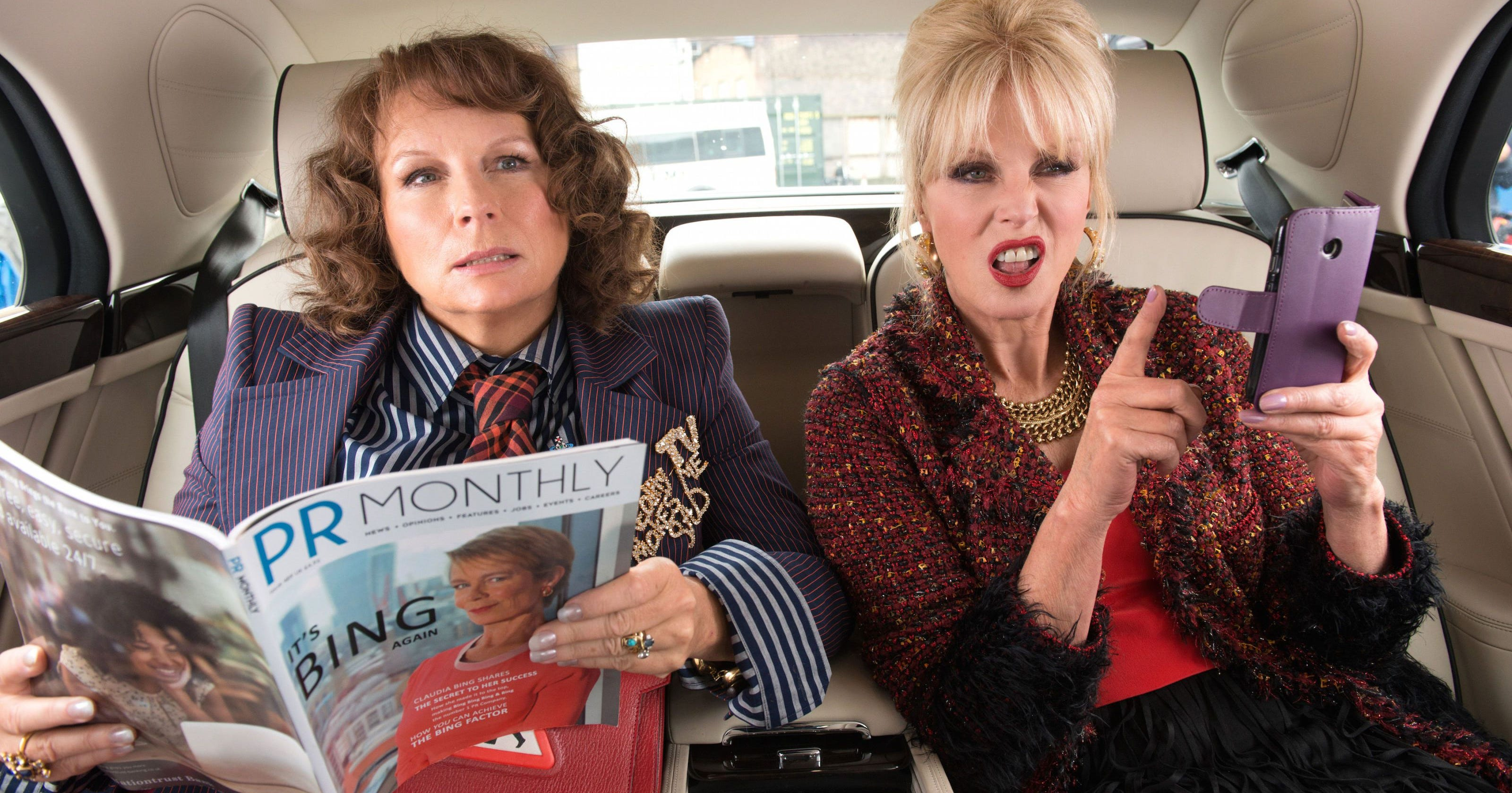 Absolutely Fabulous May Not Be Over, But Do We Want It Back?