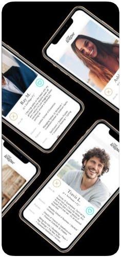 pure dating app london