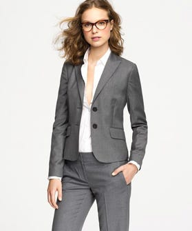 Stylish Womens Suits How To Wear A Womens Suit
