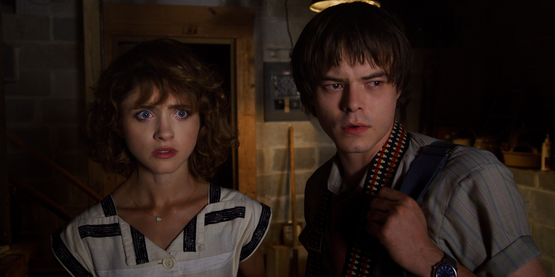 Stranger Things 3 Natalia Dyer Charlie Heaton Interview