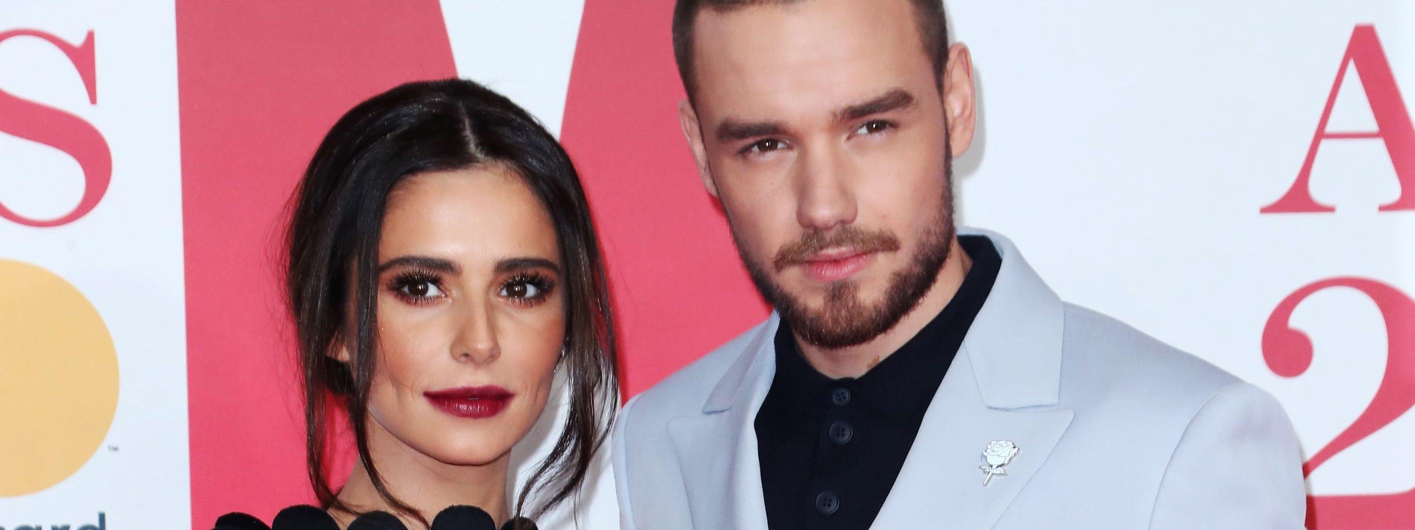 Cheryl Cole And Liam Payne Split