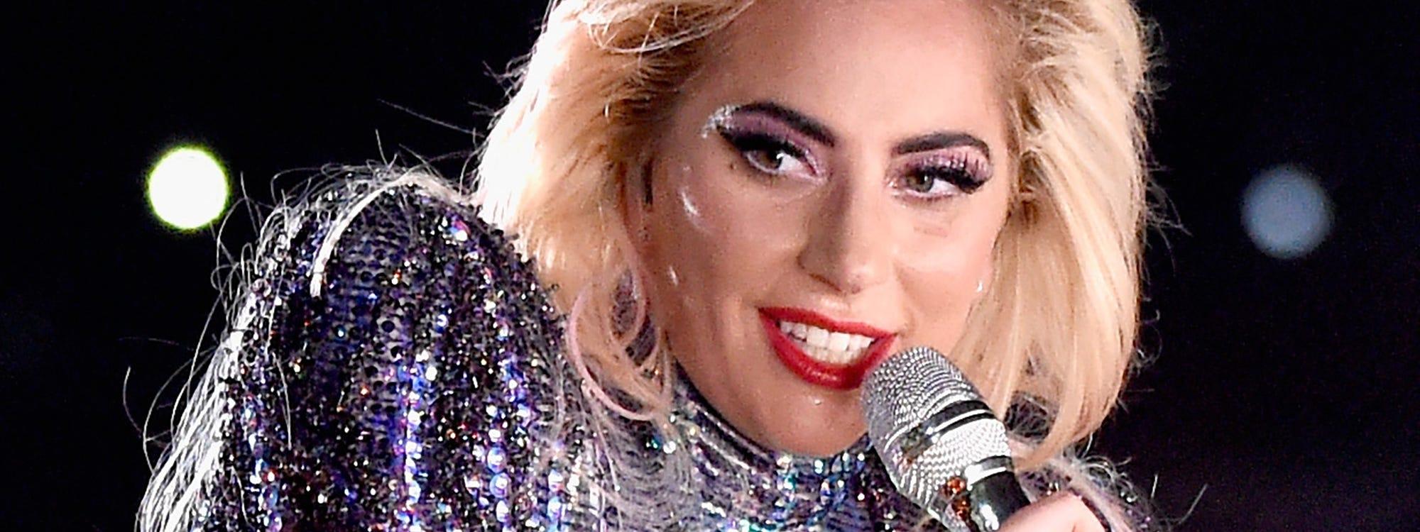 Lady Gaga Super Bowl 2017 Houston Mansion