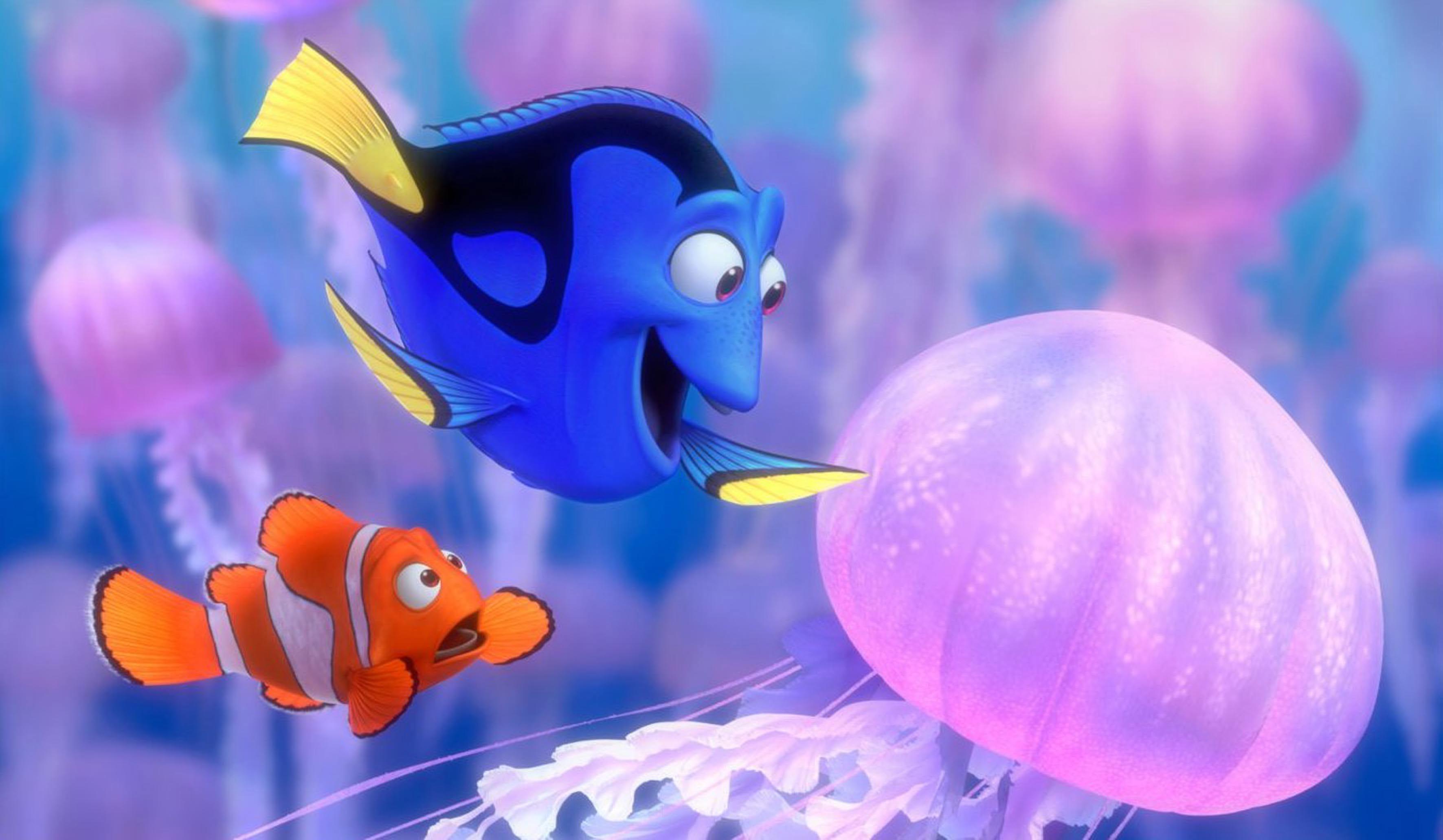 Finding Dory Alexander Gould Nemo Voice