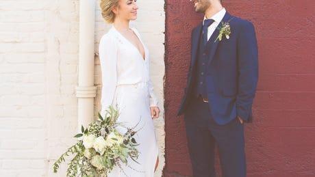 City Hall Wedding Style Photos Ideas