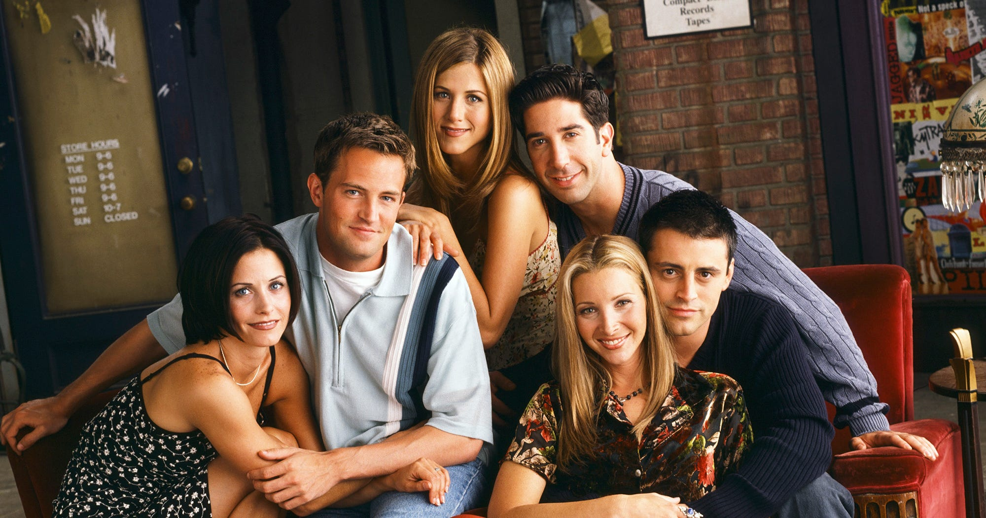 "Netflix Reportedly Spent $100 Million Trying To Save ""Friends"""
