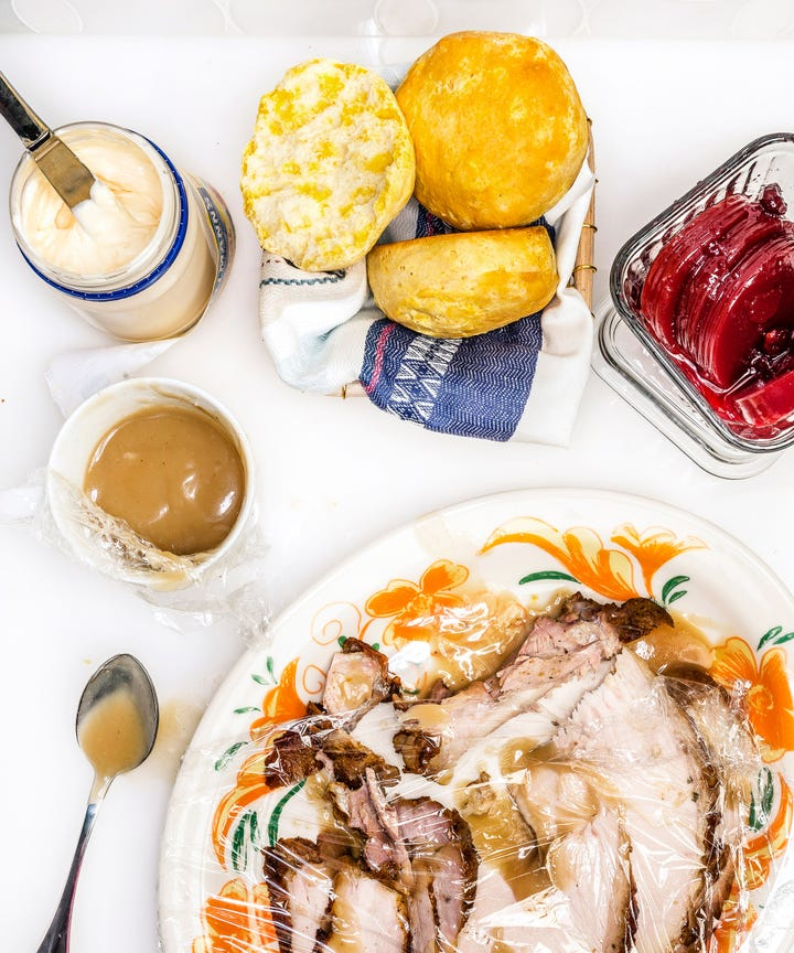 Heres How To Turn Holiday Leftovers Into The Best Brunch