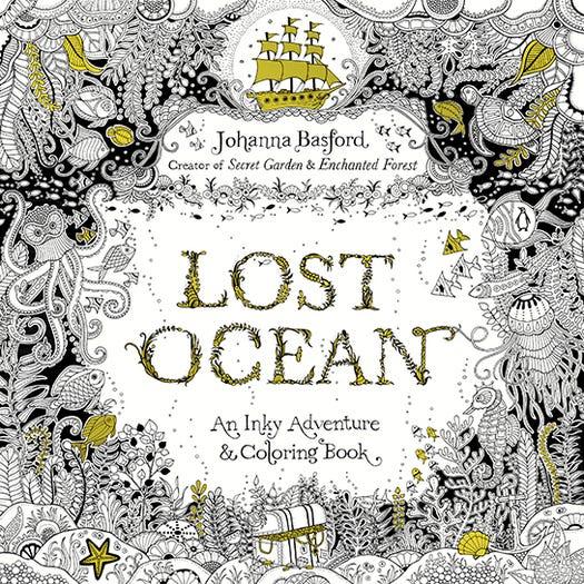 Johanna Basfords Coloring Book Is Better Than Xanax