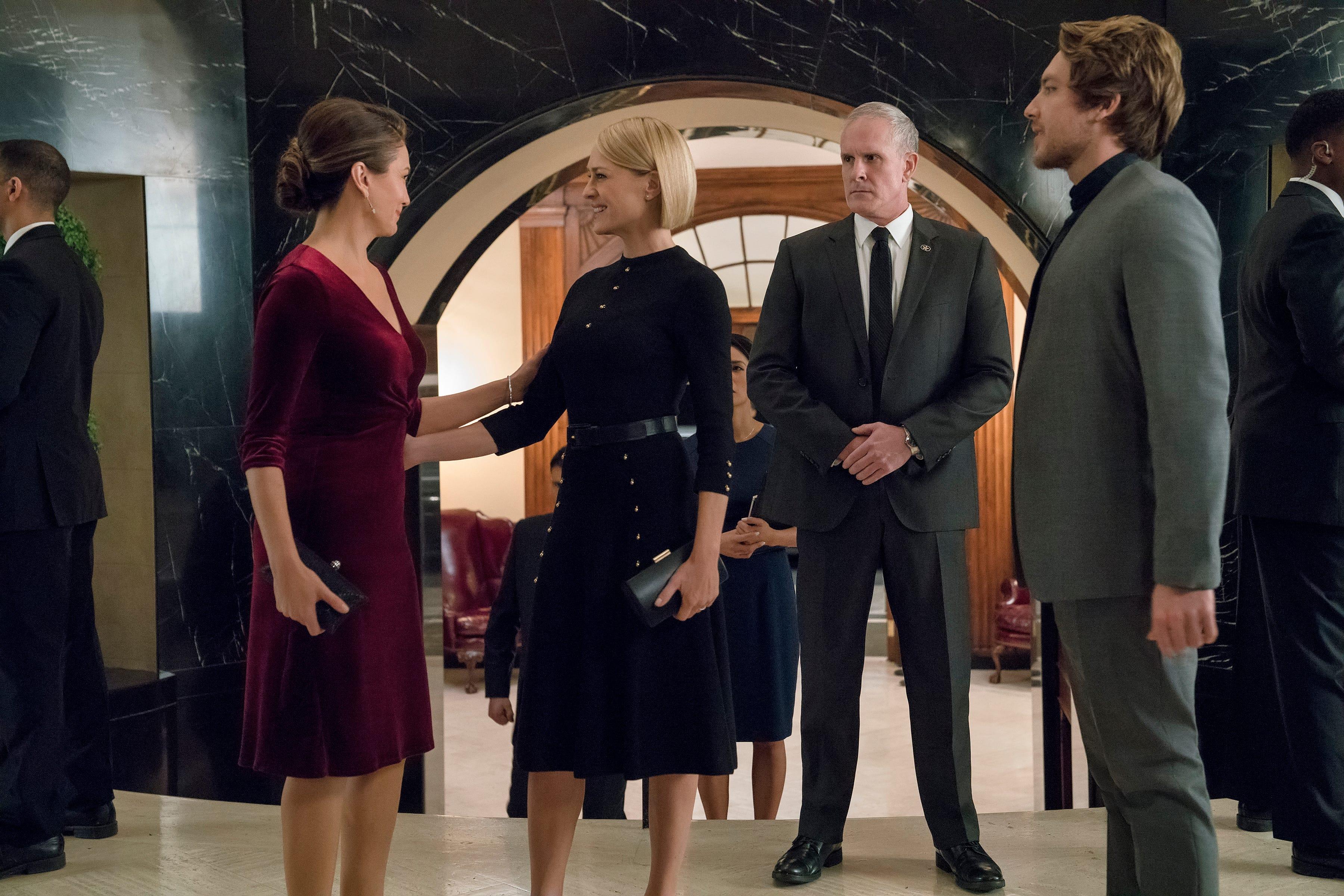 House Of Cards Recap Season 6 Episode 1 10 Guide