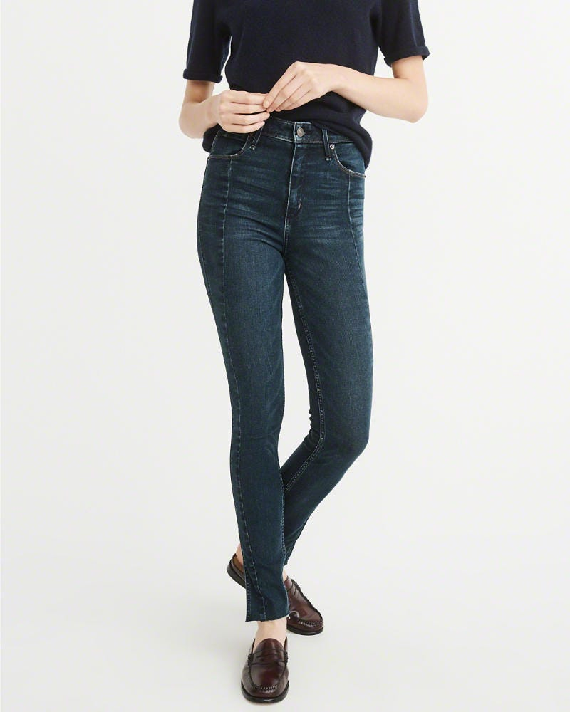 Jeans 2017 Fall Fitch Denim Line Abercrombie Relaunches sdtChQr