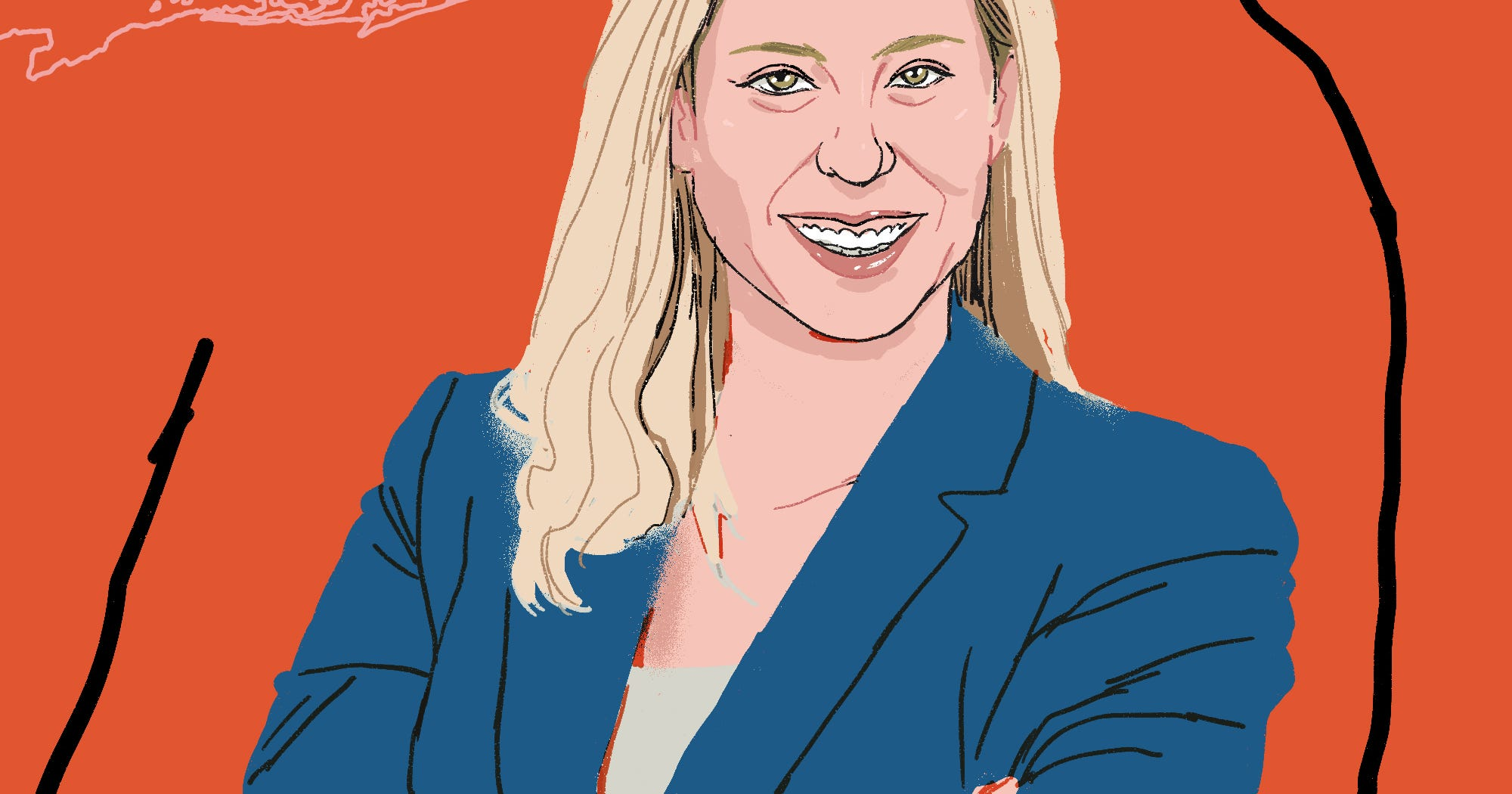 The Suburban Mom Working To Unseat New York's Most Prominent Republican