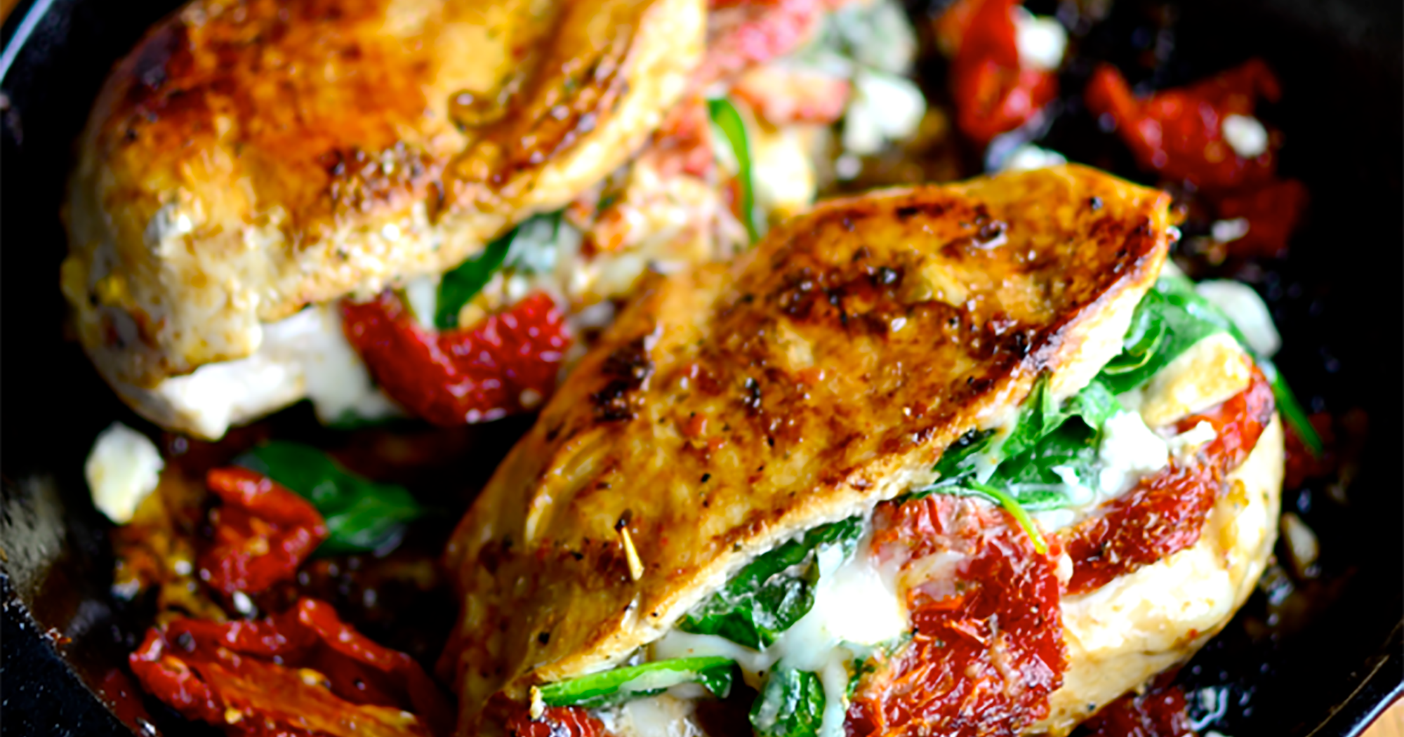 Baked Chicken Will Get You To Homemade Dinner In As Little As 20 Minutes